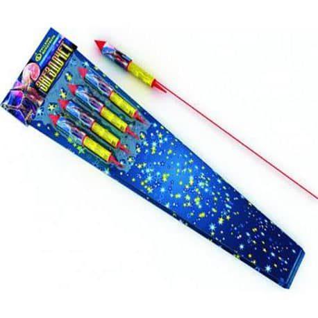 летающий фейерверк звездочёт